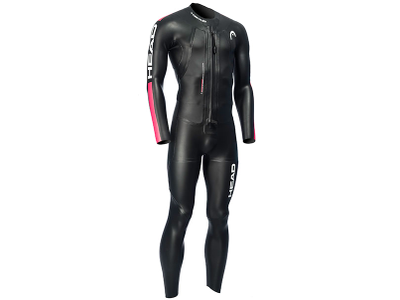 Гидрокостюм HEAD SWIMRUN BASE Smootskin 4/2 Size ML