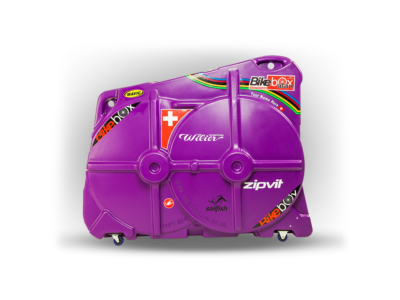 Велочемодан Alan's Bike Box Purple