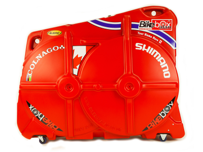 Велочемодан Alan's Bike Box Red II